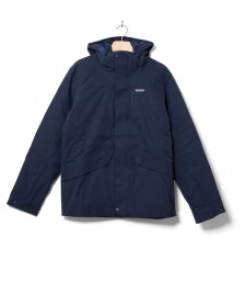 Patagonia Patagonia Winterjacket Tres blue new navy