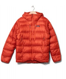 Patagonia Patagonia Winterjacket Fitz Roy Down red hot ember