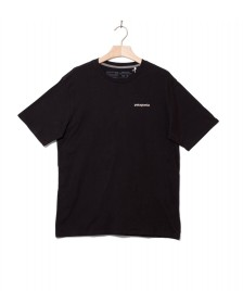 Patagonia Patagonia T-Shirt Flying Fish black