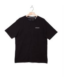 Patagonia Patagonia T-Shirt Flying Fish black