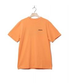 Patagonia Patagonia T-Shirt P-6 Logo orange peach sherbet
