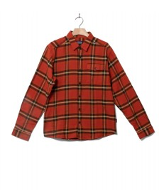 Patagonia Patagonia Shirt Fjord Flannel red hot ember