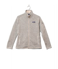 Patagonia Patagonia W Jacket Better Sweater grey pelican