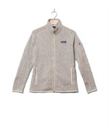 Patagonia Patagonia W Jacket Better Sweater grey pelican