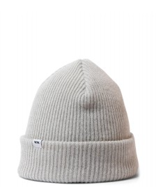 Wood Wood Wood Wood Beanie Mande grey off white
