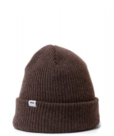 Wood Wood Wood Wood Beanie Mande brown dark