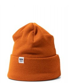 Wood Wood Wood Wood Beanie Gerald Tall orange