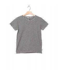 Wemoto Wemoto W T-Shirt Goldie white off-black