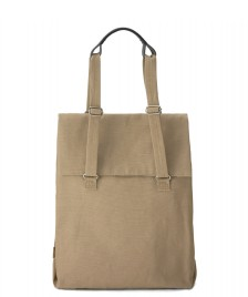 Qwstion Qwstion Bag Flap Tote Medium sand