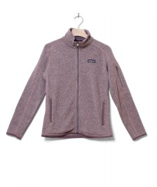 Patagonia Patagonia W Jacket Better Sweater purple hazy