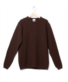Klitmoller Collective Klitmoller Knit Frede brown earth
