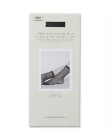 Swedish Stockings Swedish Stockings Socks Vera black net