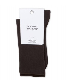 Colorful Standard Colorful Standard Socks brown coffee