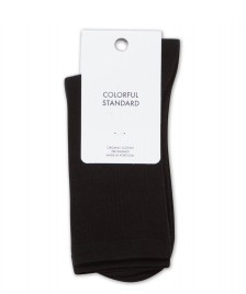 Colorful Standard Colorful Standard Socks black deep
