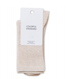 Colorful Standard Colorful Standard Socks beige white ivory
