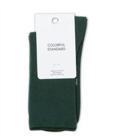 Colorful Standard Colorful Standard Socks green emerald