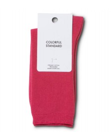 Colorful Standard Colorful Standard Socks pink raspberry