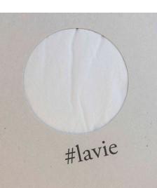 Lavie Lavie Baumwoll Spannbettlaken Lakan grey kalk