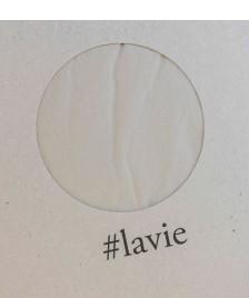 Lavie Lavie Baumwoll Spannbettlaken Lakan beige