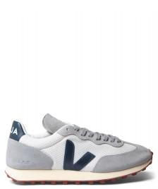 Veja Veja Shoes Rio-Branco Hexamesh grey gravel nautico oxford