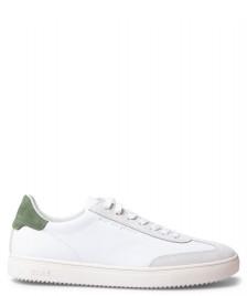 Clae Clae Shoes Dean white smoke bronze green