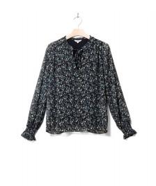 MbyM MbyM W Shirt Veada black multi kimana print
