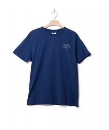 Klitmoller Collective Klitmoller W T-Shirt Sigrid blue ocean