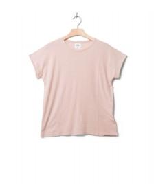 Klitmoller Collective Klitmoller W T-Shirt Sigrid pink rose