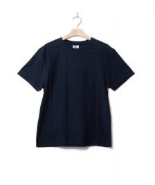 Klitmoller Collective Klitmoller T-Shirt Lauge blue navy