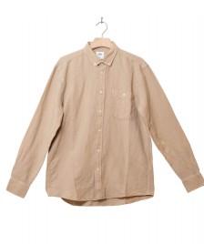 Klitmoller Collective Klitmoller Shirt Benjamin Linen beige sand