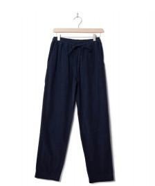 Klitmoller Collective Klitmoller W Pants Nicoline Corduroy blue navy