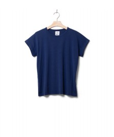 Klitmoller Collective Klitmoller T-Shirt Mark blue ocean