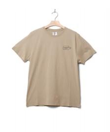 Klitmoller Collective Klitmoller T-Shirt Mark beige sand