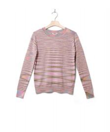 MbyM MbyM W Pullover Shellie rose blue mix stripe