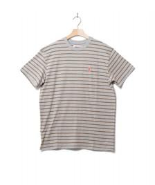 Revolution (RVLT) Revolution T-Shirt 1056 grey melange