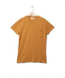 Revolution (RVLT) Revolution T-Shirt 1213 BOM yellow melange