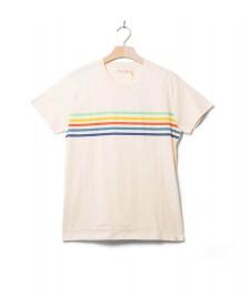 Revolution (RVLT) Revolution T-Shirt 1216 RAI beige offwhite