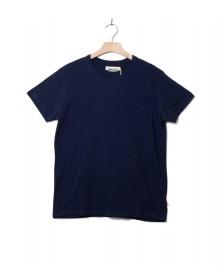 Revolution (RVLT) Revolution T-Shirt 1051 blue navy melange