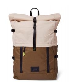 Sandqvist Sandqvist Backpack Roger LW green multi sand/olive