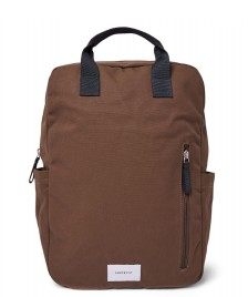 Sandqvist Sandqvist Backpack Knut green olive with navy webbing