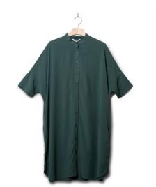 Wemoto Wemoto W Dress Hume green