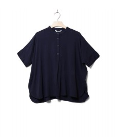Wemoto Wemoto W Shirt Polly blue navy