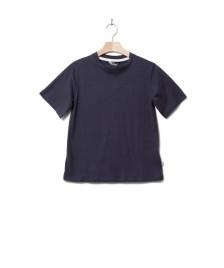 Wemoto Wemoto W T-Shirt Bleu black