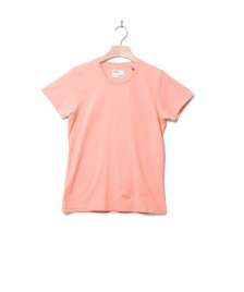 Colorful Standard Colorful Standard W T-Shirt CS 2051 pink bright coral