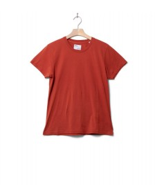 Colorful Standard Colorful Standard W T-Shirt CS 2051 red dark amber