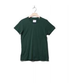 Colorful Standard Colorful Standard W T-Shirt CS 2051 green emerald