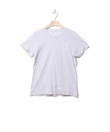 Colorful Standard Colorful Standard W T-Shirt CS 2051 grey snow melange