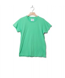 Colorful Standard Colorful Standard W T-Shirt CS 2051 green spring