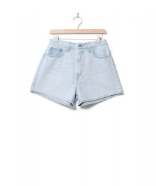 Levis Levis W Shorts High Loose blue fly to the sky