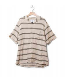 Portuguese Flannel Portuguese Flannel Shirt San Francisco beige/olive